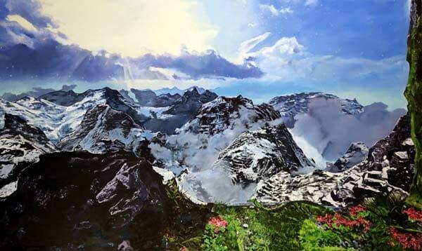 Bud McNichol: The Mountain