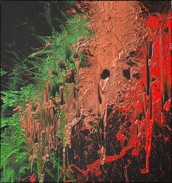 Christopher Saglimbene: Untitled