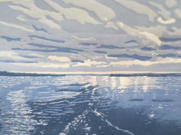 Deborah Kozak: Golden Horizon