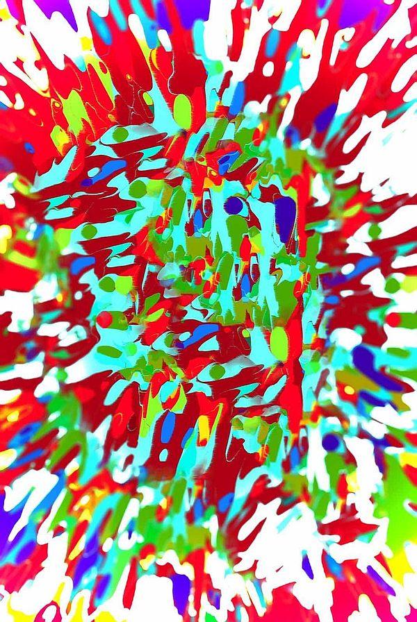 Gary Berson: Pollack On Acid