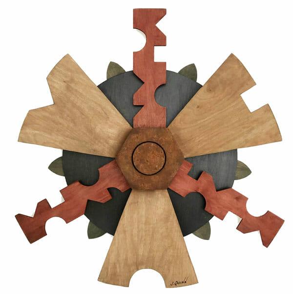 Jack Quinn: Geometric Floral