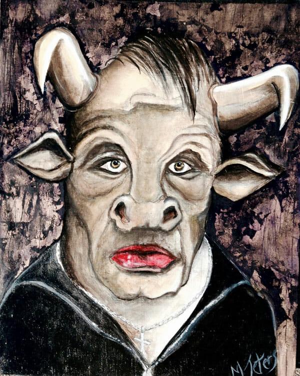 Michael Teters: Minotaur