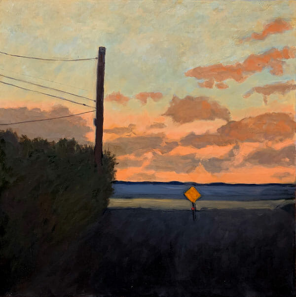 Paul Jervis: Road to the Bay-Hampton Bays NY