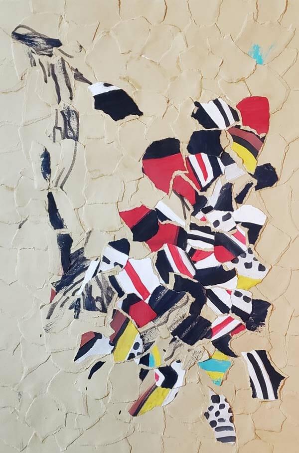 Mary Alice Orito: Fragments: No#1