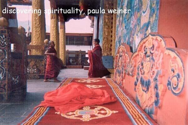 Paula Weiner: Discovering Spirituality in Bhutan